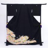 祝い鶴(単衣)